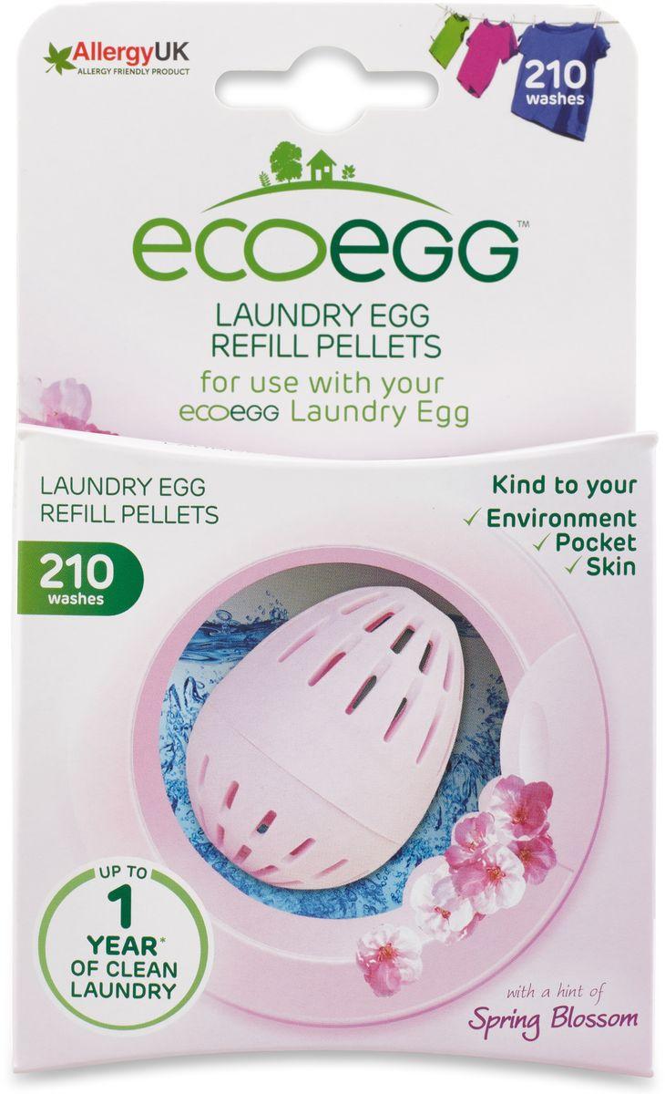 Вкладыш-заправка для стирки Ecoegg Весенний аромат, 210 стирок вкладыш заправка для стирки ecoegg весенний аромат 54 стирки