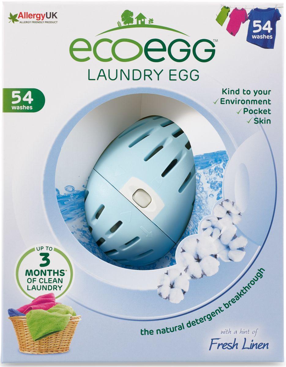 Экояйцо для стирки Ecoegg  Свежее белье , 54 стирки -  Бытовая химия