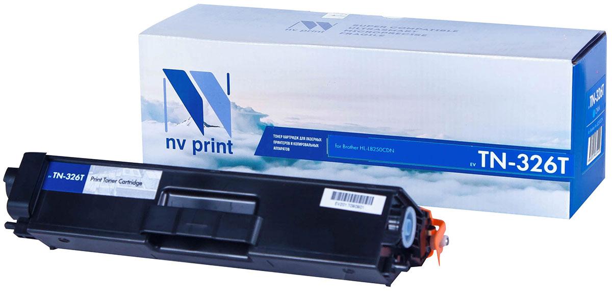 NV Print TN326T, Yellow тонер-картридж для Brother HL-L8250CDNNV-TN326TYСовместимый лазерный картридж NV Print TN326T для печатающих устройств Brother - это альтернативаприобретению оригинальных расходных материалов. При этом качество печати остается высоким. Картриджобеспечивает повышенную чёткость текста и плавность переходов оттенков цвета и полутонов,позволяет отображать мельчайшие детали изображения.Лазерные принтеры, копировальные аппараты и МФУ являются более выгодными в печати, чем струйныеустройства, так как лазерных картриджей хватает на значительно большее количество отпечатков, чем обычных.Для печати в данном случае используются не чернила, а тонер.
