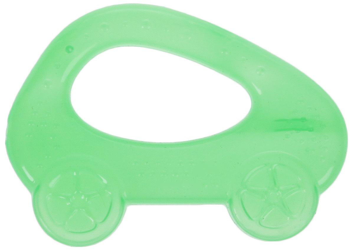 Пластмастер Прорезыватель Воздушный Машинка цвет зеленый