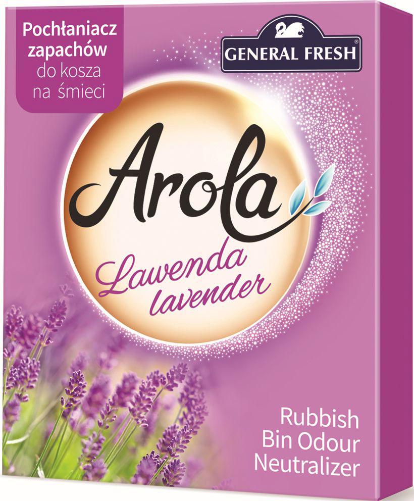 Поглотитель запахов General Fresh, для мусорных ведер. 587110 поглотитель запаха для холодильников selena