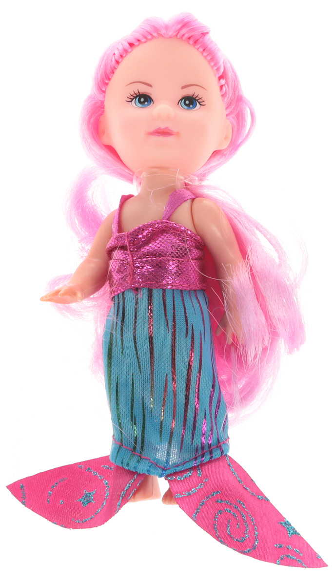 Mary Poppins Кукла Мегги Русалка цвет розовый куклы mary poppins интерактивная кукла я считаю пальчики