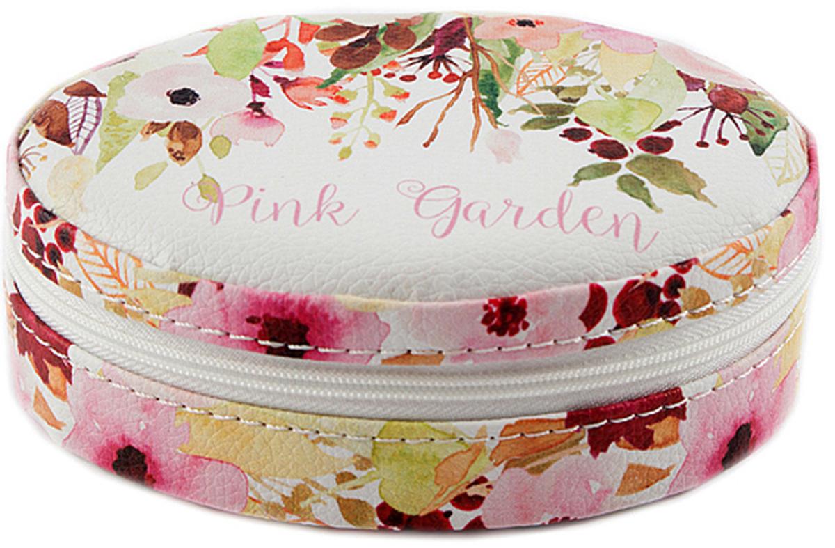 Шкатулка для украшений, цвет: белый, 13 х 10 х 5 см. 84566 шкатулка для ювелирных украшений moretto 18 х 13 х 5 см 139530