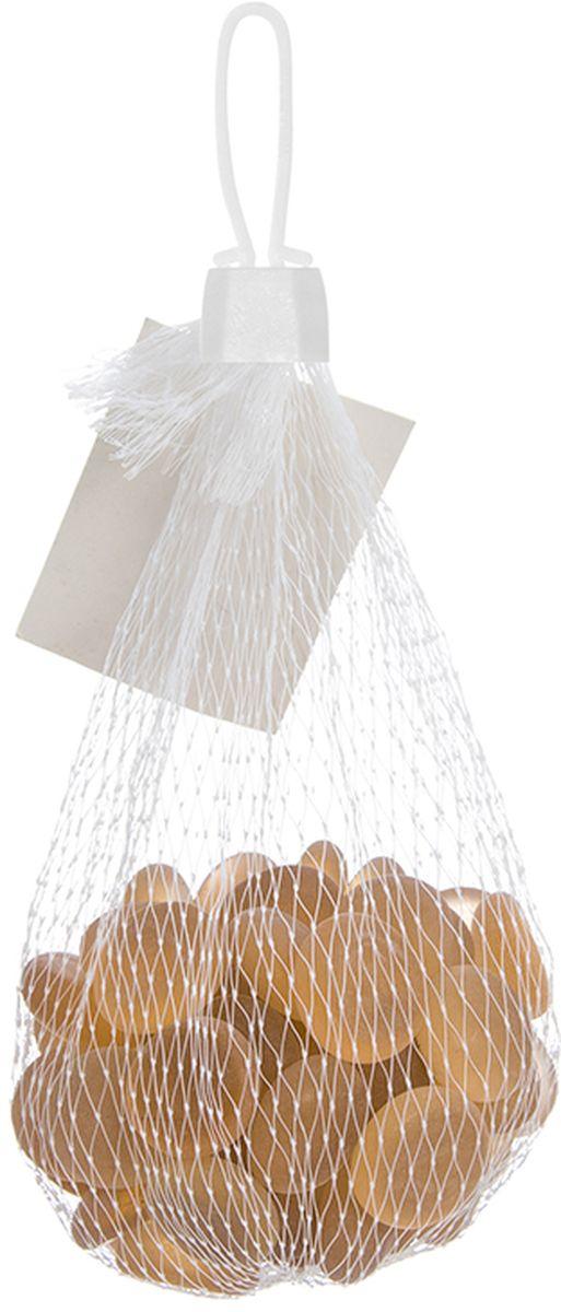 Украшение декоративное Elan Gallery Ягодки, цвет: бежевый171741Декоративные стеклянные камешки Elan Gallery можно использовать для составления мозаики, создания декоративных панно, флористики, оформления аквариумов, детского творчества и украшения дома своими руками.