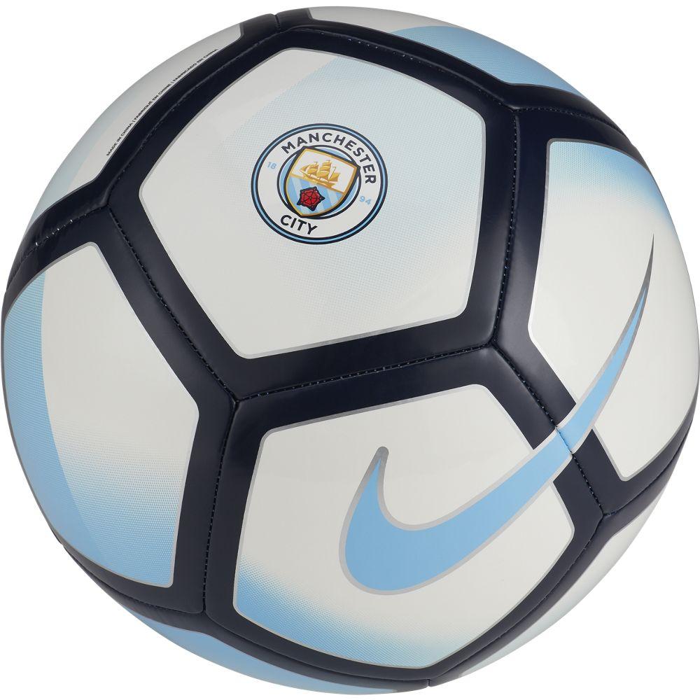 Мяч футбольный Nike MCFC NK PTCH. Размер 5 классические nike мяч nike nk prmr team fifa sc2971 100