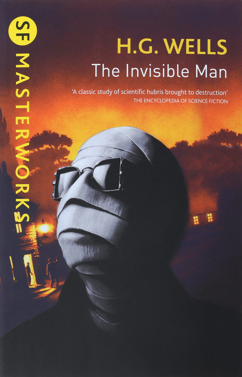 The Invisible Man the invisible library