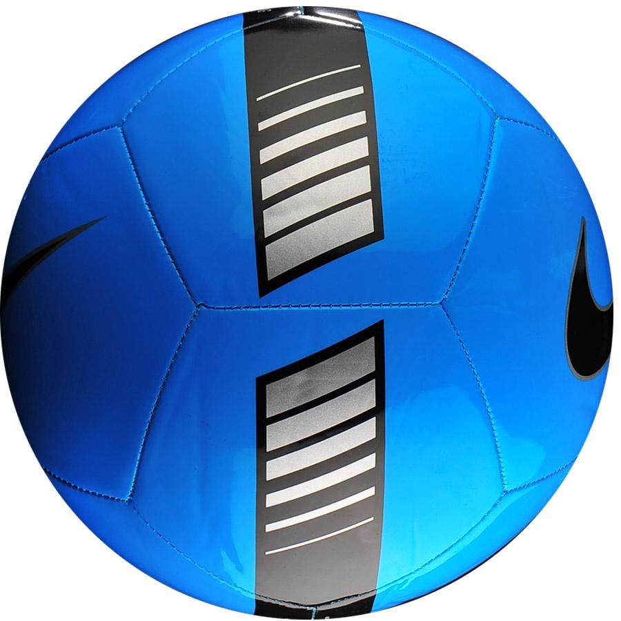 Мяч футбольный Nike Pitch Training Football. Размер 5SC3101-413Nike Pitch Training FootballФутбольный мяч Nike Pitch с высококонтрастной графикой хорошо заметен во время игры и тренировок. Прочная упругая конструкция из 12 панелей обеспечивает точную траекторию полета мяча.Яркая графика упрощает слежение за траекторией полета мяча.Прочная и гладкая покрышка для длительной игры.Равномерное распределение нагрузки по 12 панелям.Резиновая камера лучше удерживает воздух и сохраняет форму продления срока службы мяча.65% РЕЗИНА15% ПОЛИУРЕТАН13% ПОЛИЭСТЕР7% EVA