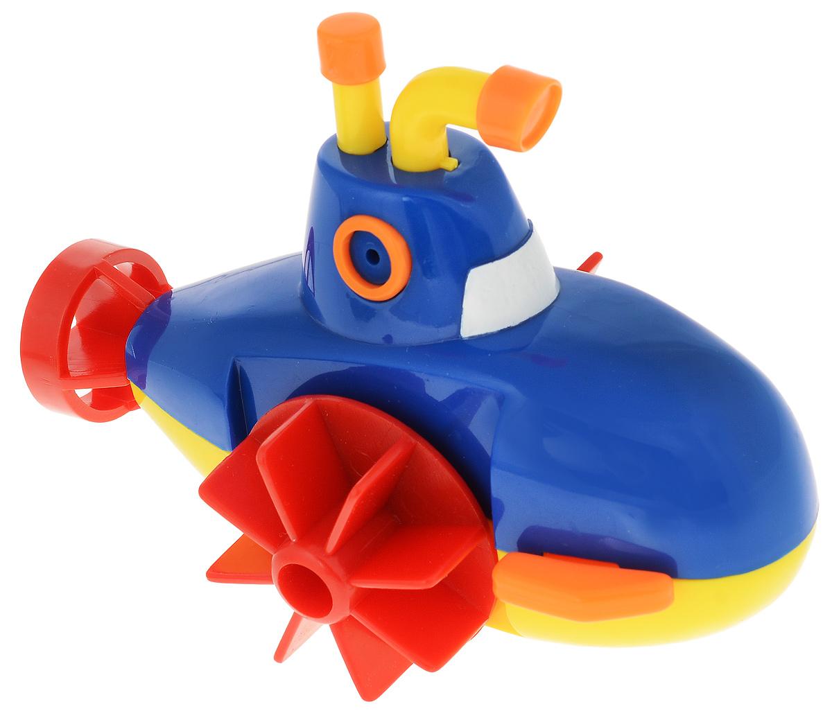 Bampi Заводная игрушка Вместе веселей Подводная лодка цвет 63906-1