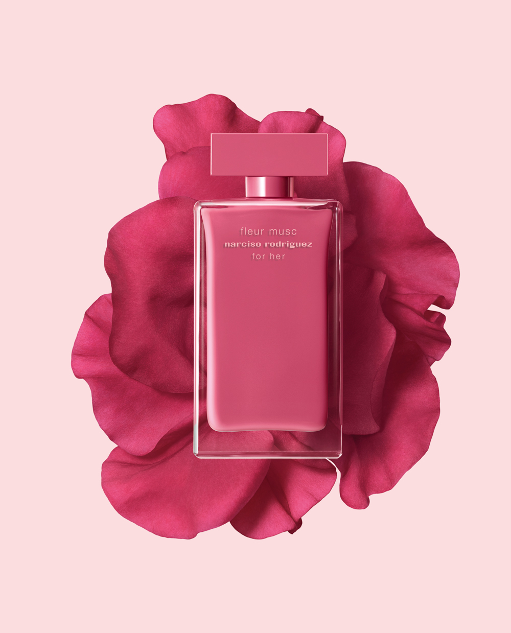 Narciso Rodriguez Fleur Musc For Her Парфюмерная вода, 50 мл mancera wave musc