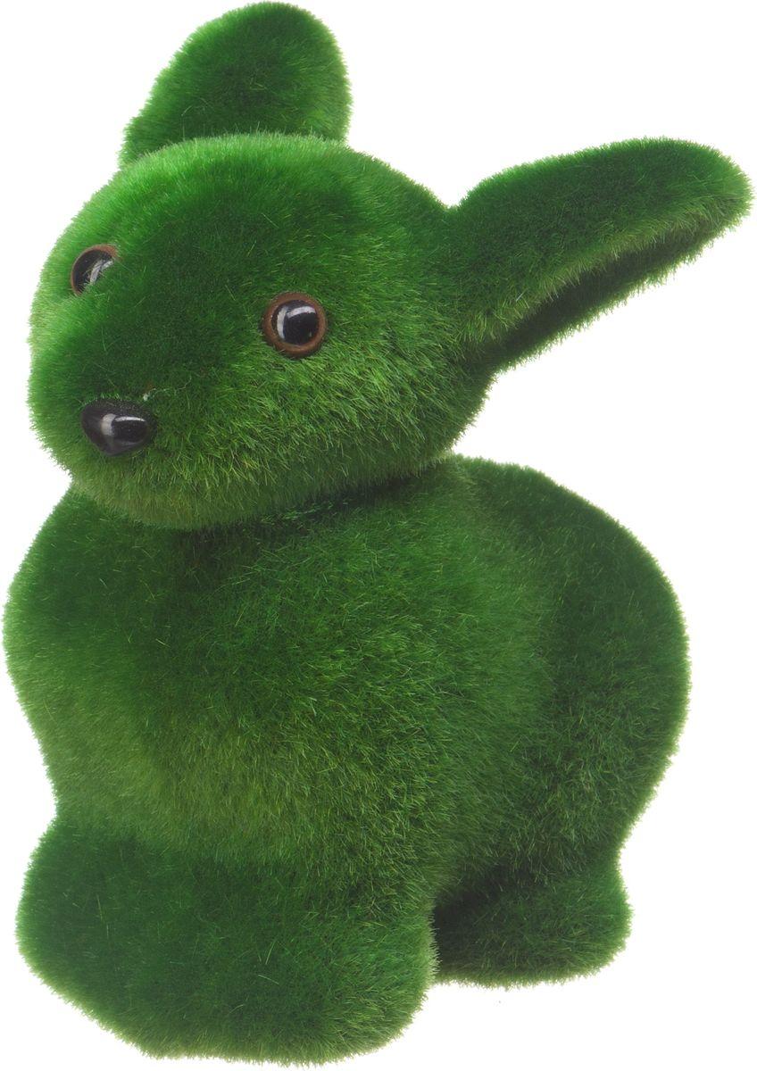 Фигурка декоративная Engard Кролик, 12 смB62кроликДекоративный зверек отEngard Кролик - это эффектный акцент в декоре интерьера. Изделие высотой 17 см выполнено из высококачественного материала аккуратно и довольно реалистично. Не требует постоянного ухода.
