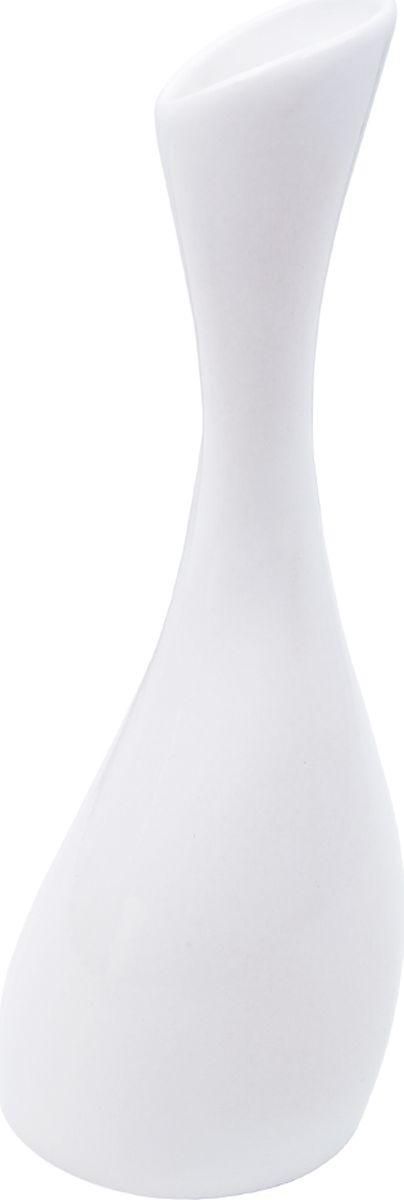 Ваза Engard Грация, цвет: белый, 30 смBH-84