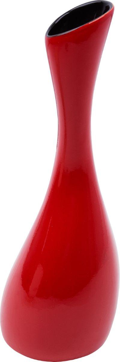 Ваза Engard Грация, цвет: красный, 30 смBH-86