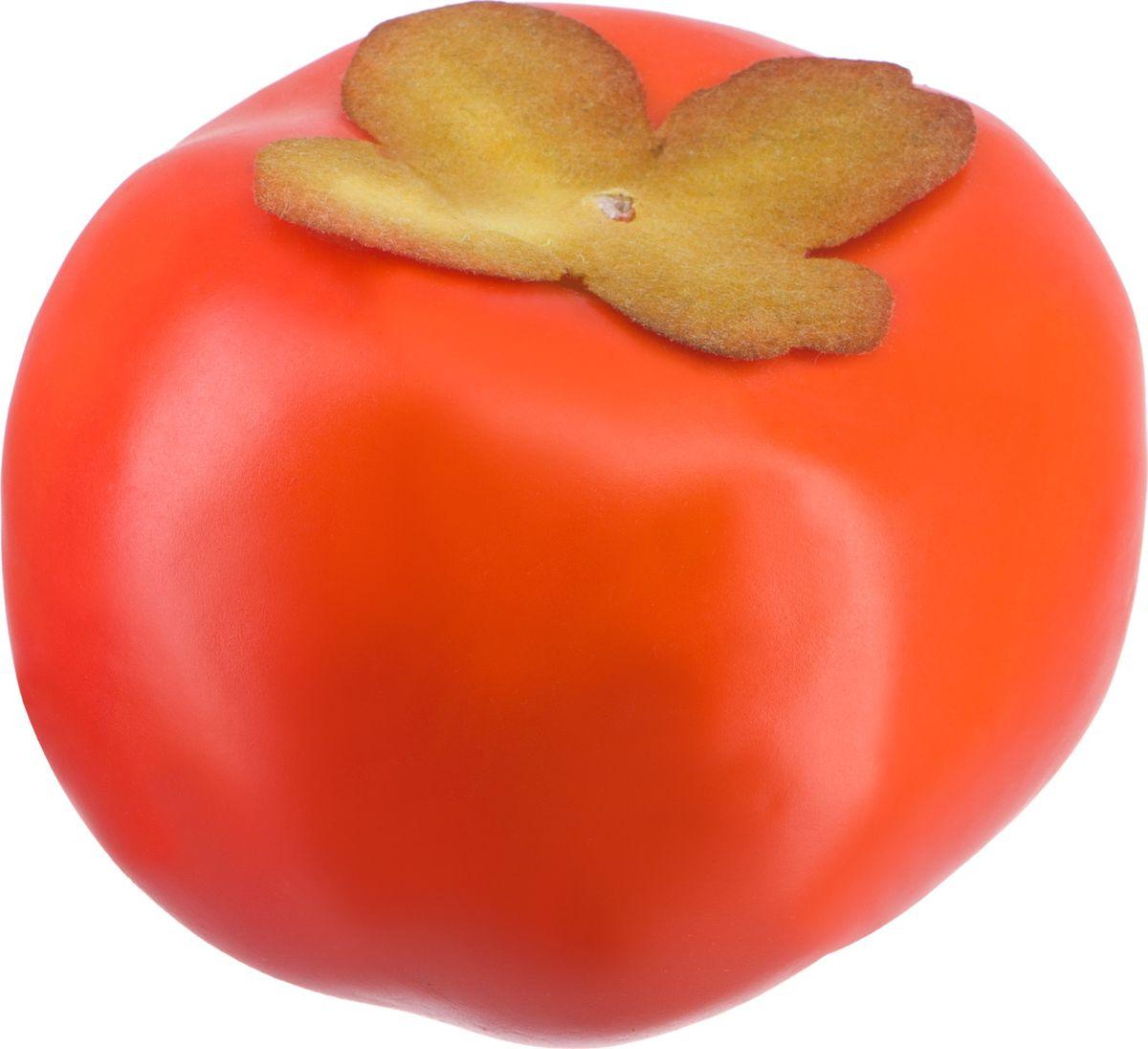 Муляж Engard Хурма, 8,5 смFR-20Искусственный фрукт - это идеальный способ украсить кухню или способ придать яркости интерьеру. Фрукт выглядит реалистично, сочно и ярко. Благодаря высокому качеству фрукт не потускнеет со временем.