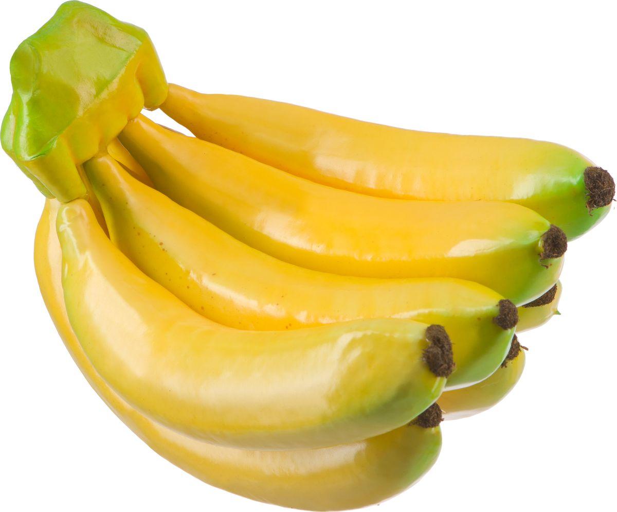 Муляж Engard Ветка бананов, 19 смFR-21Искусственный фрукт - это идеальный способ украсить кухню или способ придать яркости интерьеру. Фрукт выглядит реалистично, сочно и ярко. Благодаря высокому качеству фрукт не потускнеет со временем.