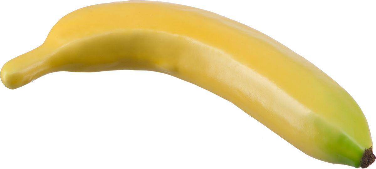 Муляж Engard Банан, 15 смFR-30Искусственный фрукт - это идеальный способ украсить кухню или способ придать яркости интерьеру. Фрукт выглядит реалистично, сочно и ярко. Благодаря высокому качеству фрукт не потускнеет со временем.