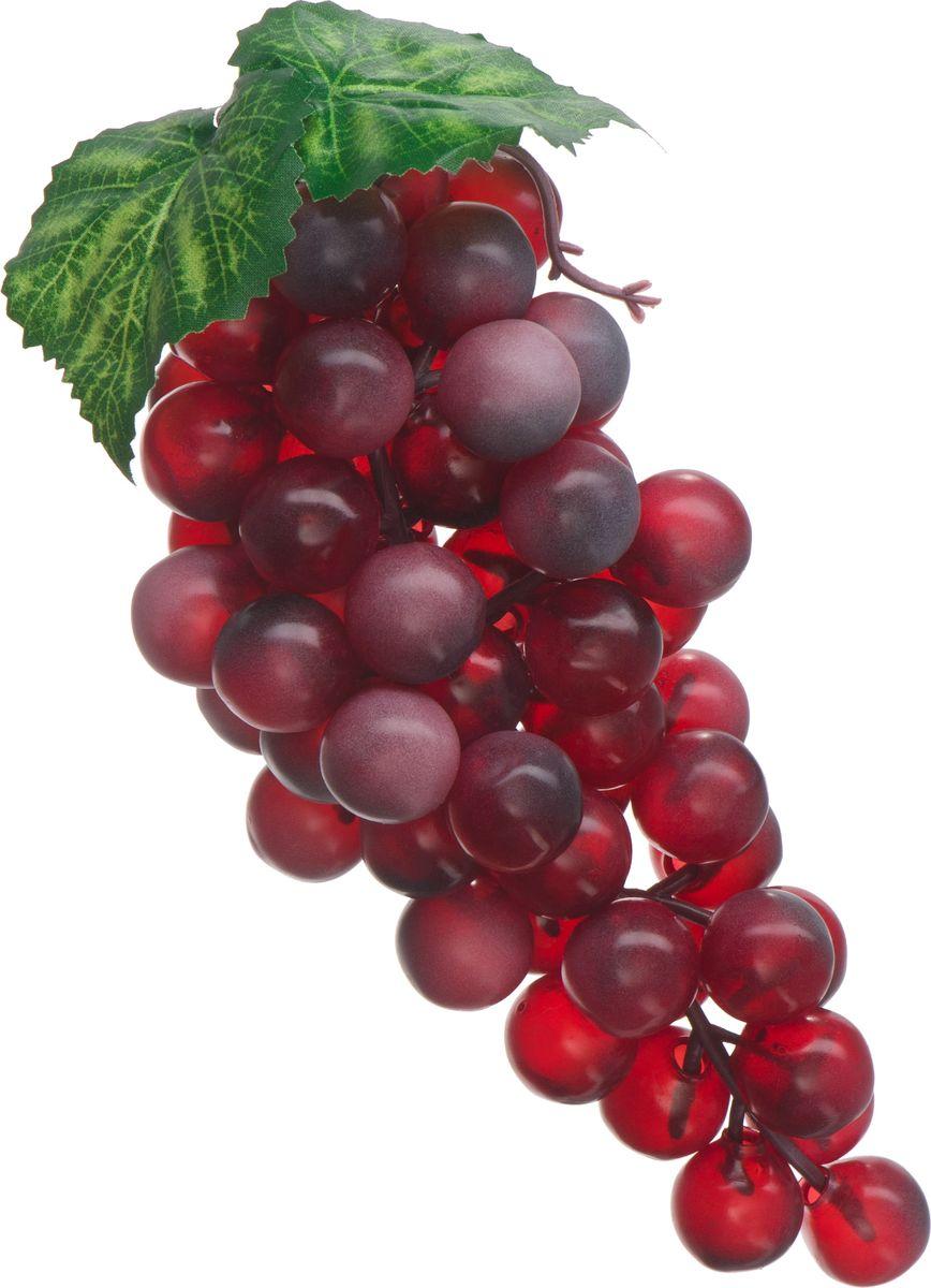 Муляж Engard Гроздь винограда, 23 смFR-33Искусственный фрукт - это прекрасный способ украсить кухню и добавить яркости интерьеру. Фрукт выглядит реалистично, сочно и выразительно. Благодаря высокому качеству фрукт не потускнеет со временем.