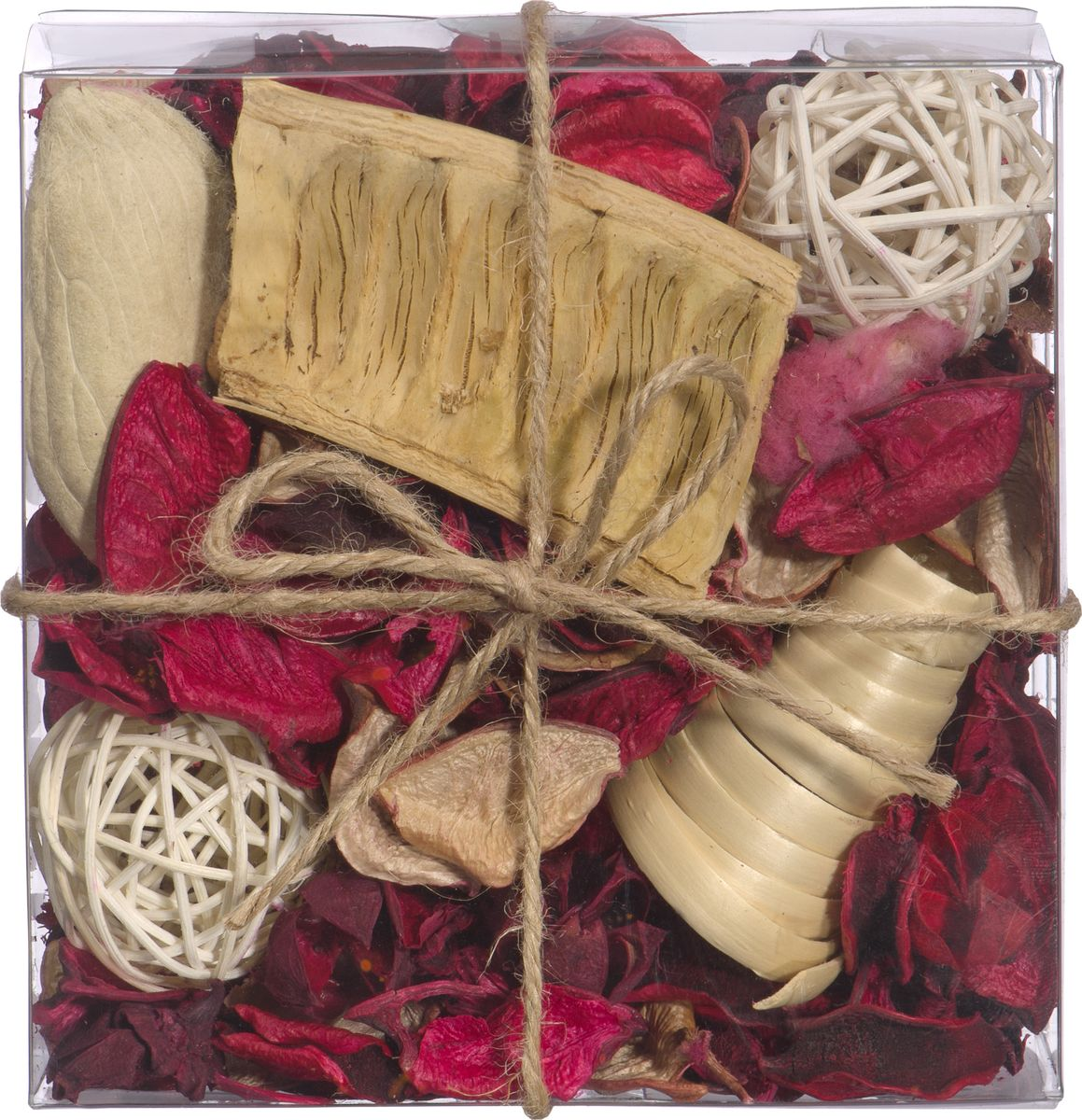 Набор сухоцветов ВеЩицы Клубника, 13 х 13 смYW-SUH18Набор сухоцветов из натуральных материалов с ароматом Клубника. Сухоцветы - это оригинальное дополнение в декоре интерьера. Яркие цвета, интересные формы, обилие расцветок делают этот вариант незаменимым при оформлении пространств.