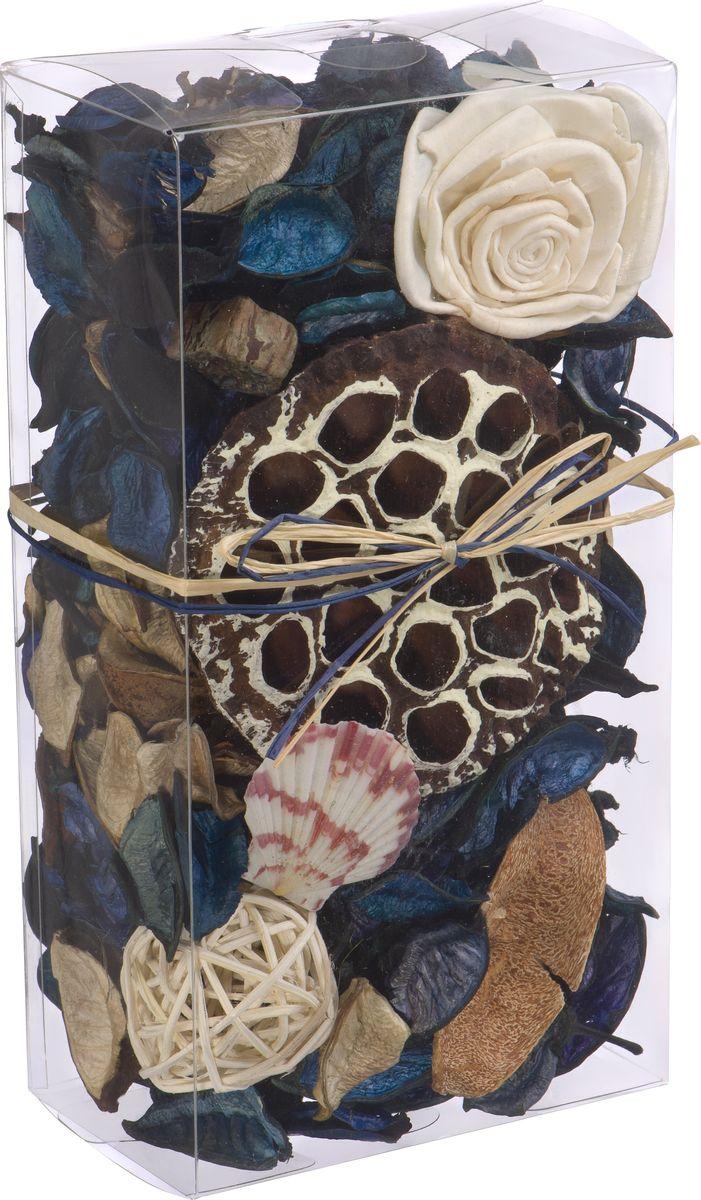 Набор сухоцветов ВеЩицы Морской бриз, 20 х 10,5 смYW-SUH21Набор сухоцветов из натуральных материалов с ароматом Морской бриз. Сухоцветы - оригинальное дополнение в декоре интерьера. Яркие цвета, интересные формы, обилие расцветок делают этот вариант незаменимым при оформлении пространств.