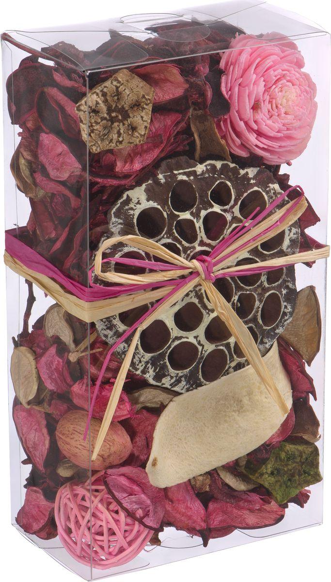Набор сухоцветов ВеЩицы Роза, 20 х 10,5 см фантазер josephine набор плетение из фольги серебрянная роза