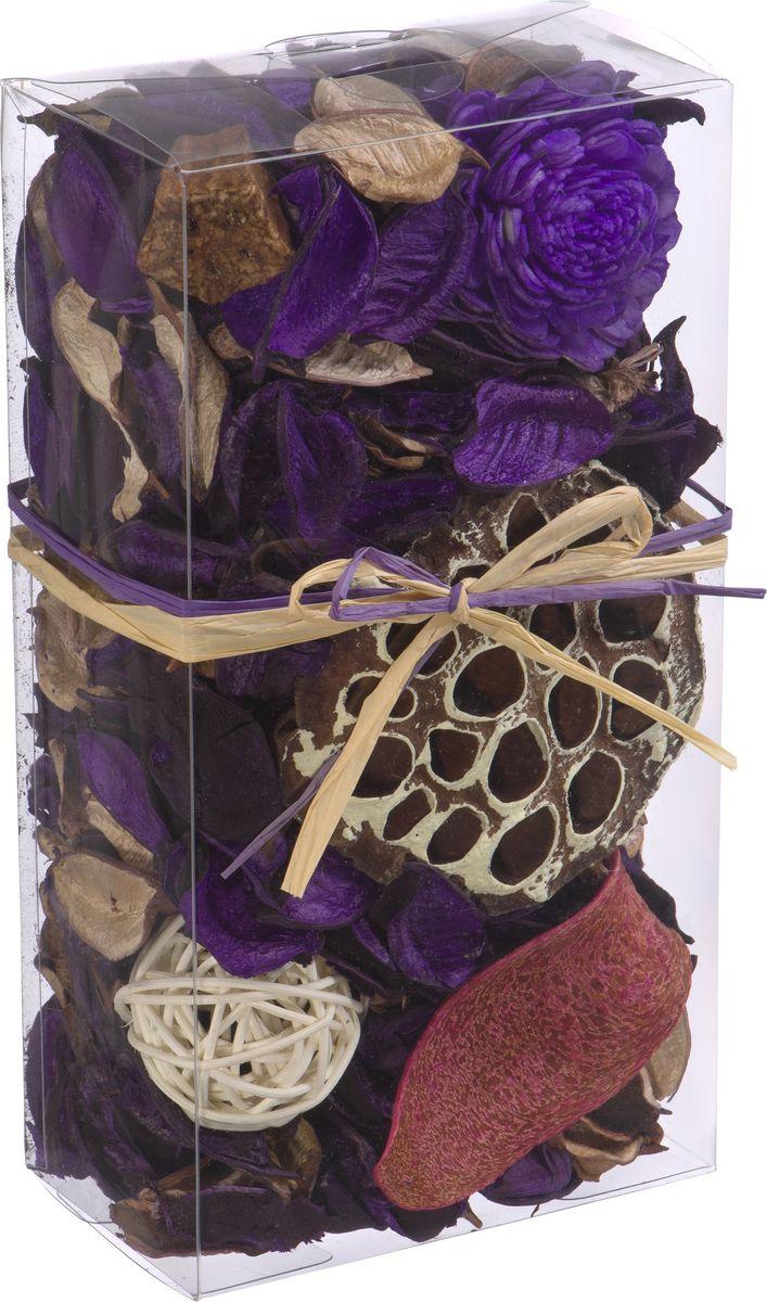 """Набор сухоцветов из натуральных материалов с ароматом """"Лаванда"""". Сухоцветы - это оригинальное дополнение в декоре интерьера. Яркие цвета, интересные формы, обилие расцветок делают этот вариант незаменимым при оформлении пространств."""