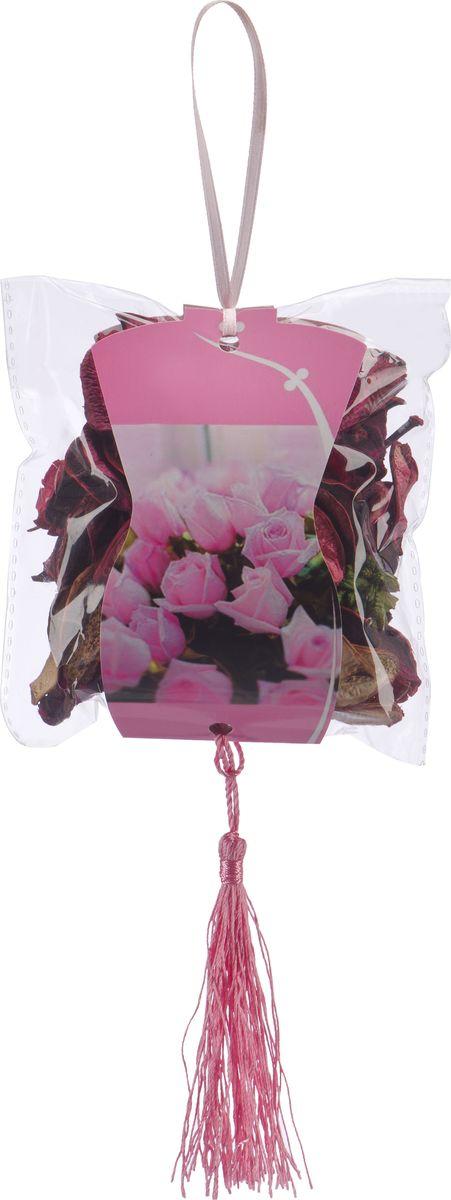 Набор сухоцветов ВеЩицы Роза, 12 х 6,8 смYW-SUH40Набор сухоцветов из натуральных материалов с ароматом Роза. Сухоцветы - это оригинальное дополнение в декоре интерьера. Яркие цвета, интересные формы, обилие расцветок делают этот вариант незаменимым при оформлении пространств.