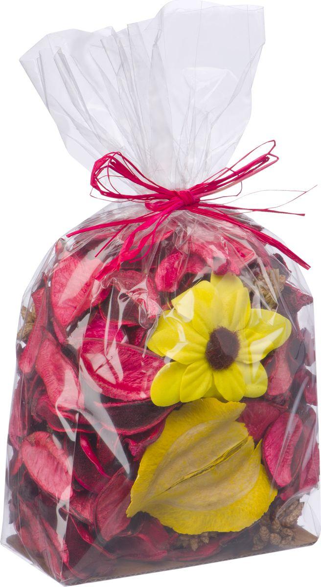 Набор сухоцветов ВеЩицы Клубника, 15,5 х 10 смYW-SUH47Набор сухоцветов из натуральных материалов с ароматом Клубника. Сухоцветы - это оригинальное дополнение в декоре интерьера. Яркие цвета, интересные формы, обилие расцветок делают этот вариант незаменимым при оформлении пространств.