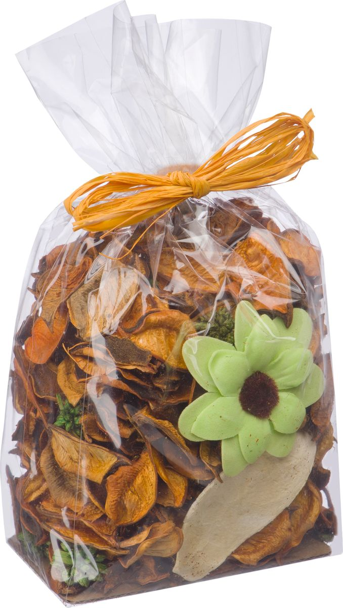 Набор сухоцветов ВеЩицы Апельсин, 15,5 х 10 смYW-SUH52Набор сухоцветов из натуральных материалов с ароматом Апельсин. Сухоцветы - это оригинальное дополнение в декоре интерьера. Яркие цвета, интересные формы, обилие расцветок делают этот вариант незаменимым при оформлении пространств.