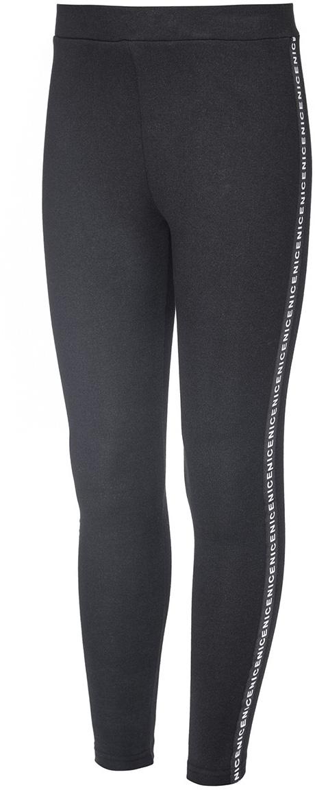 Леггинсы для девочки M&D, цвет: черный. WJL27040S21_21. Размер 158 сорочка avanua safire черный s m