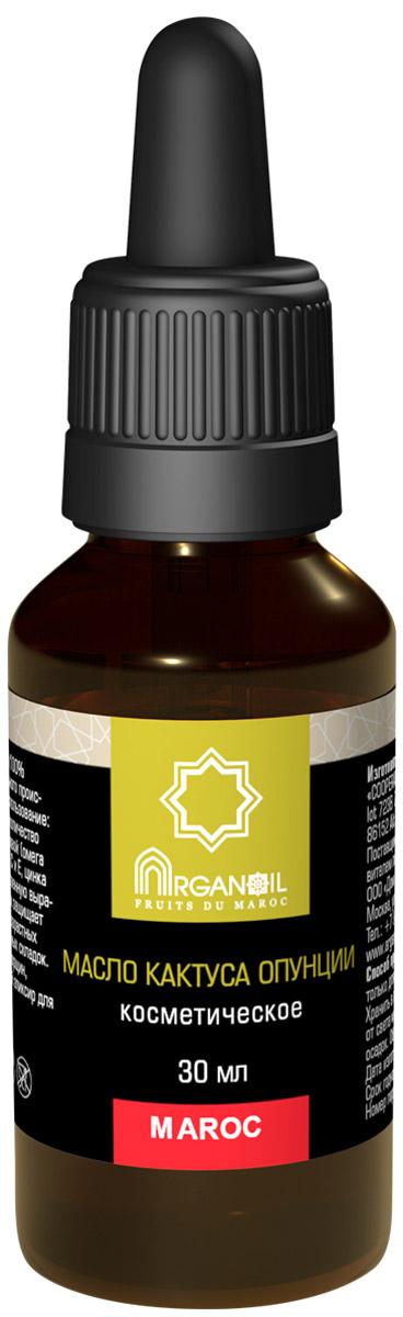 Дом Арганы Масло кактуса опунции, 30 мл70308Масло плодов кактуса-опунции — очень ценное и очень редкое! В нем сочетаются богатое содержание витамина Е и стеролов. Полиненасыщенные жирные кислоты или витамин F, мононенасыщенные жирные кислоты, насыщенные жирные кислоты в составе масла опунции имеют ярко выраженное косметическое действие. Масло кактуса-опунции — это универсальное природное средство для борьбы со старением кожи. Восстанавливающие, регенерирующие свойства масла помогают эффективно возродить эластичность возрастной и зрелой кожи. Масло содержит значительное количество линоленовой (омега 6) и олеиновой (омега 9) кислот, а также витамина Е, действуя как антивозрастное и нейтрализующее свободные радикалы средство, превосходный эмолент! Оказывает омолаживающее воздействие на кожу лица, груди, зону декольте и шеи. Возможен натуральный осадок.