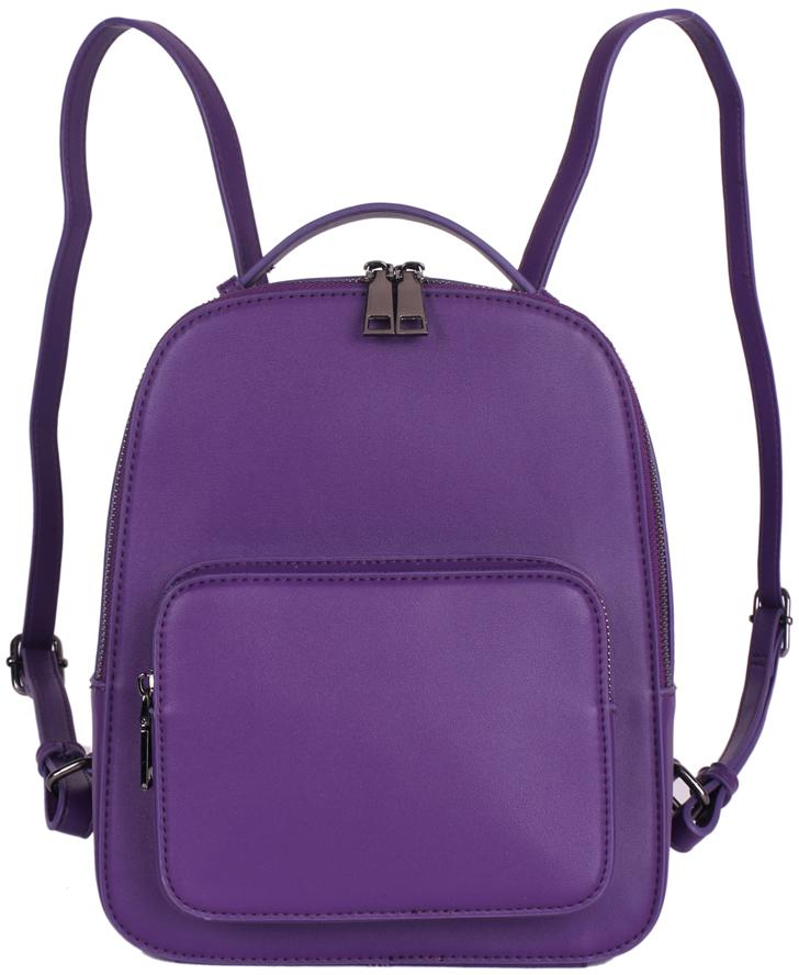 Рюкзак женский OrsOro, цвет: фиолетовый, 22 x 27 x 14 см. DS-832/2 orsoro ds 871 1 black