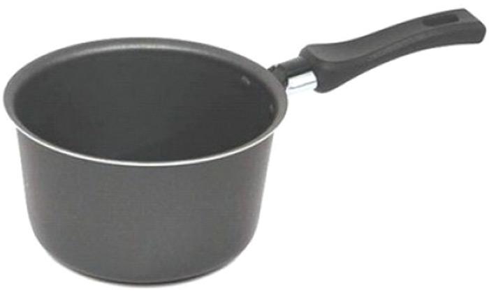 """Ковш """"Калитва"""" выполнен из качественного матового алюминия. Такая посуда - это давно проверенная классика: она универсальная, долговечная, недорогая, удобная. Несмотря на то, что алюминиевая посуда не обладает привлекательным внешним видом, она может пережить многие испытания и не понести потерь. Ей не страшны перепады температуры, жесткие металлически мочалки и абразивные моющие средства. Даже деформация корпуса, в принципе, не влияет на дальнейший процесс приготовления пищи. Посуда быстро и равномерно нагревается и не требует сложного ухода. Можно использовать на газовых и электрических плитах."""