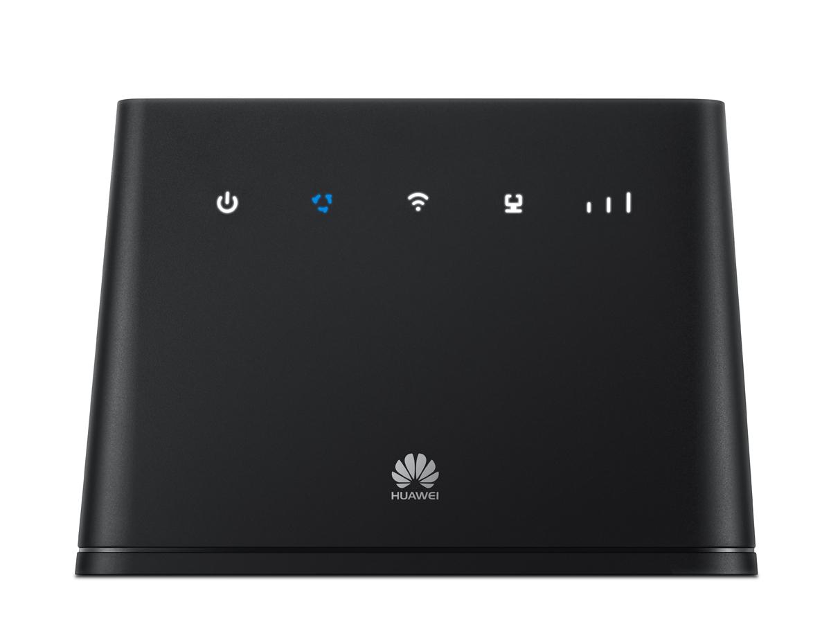 Huawei WRL 4G B310S-22, Black USB-роутер