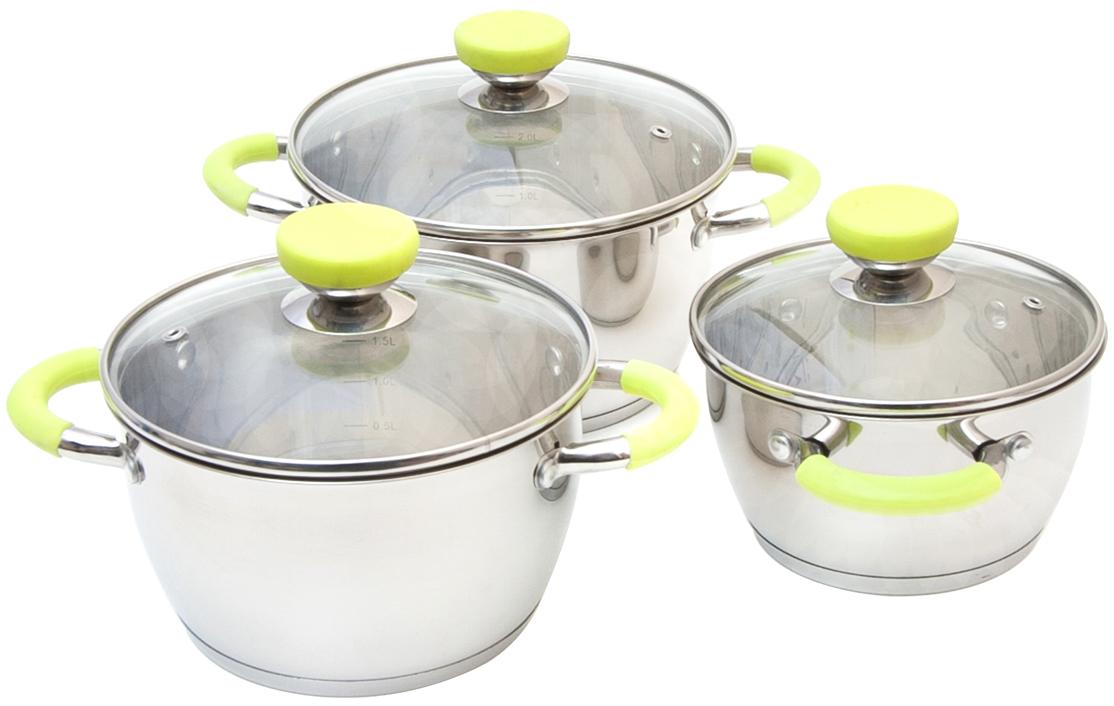 Набор посуды Ambition, 6 предметов. 68759