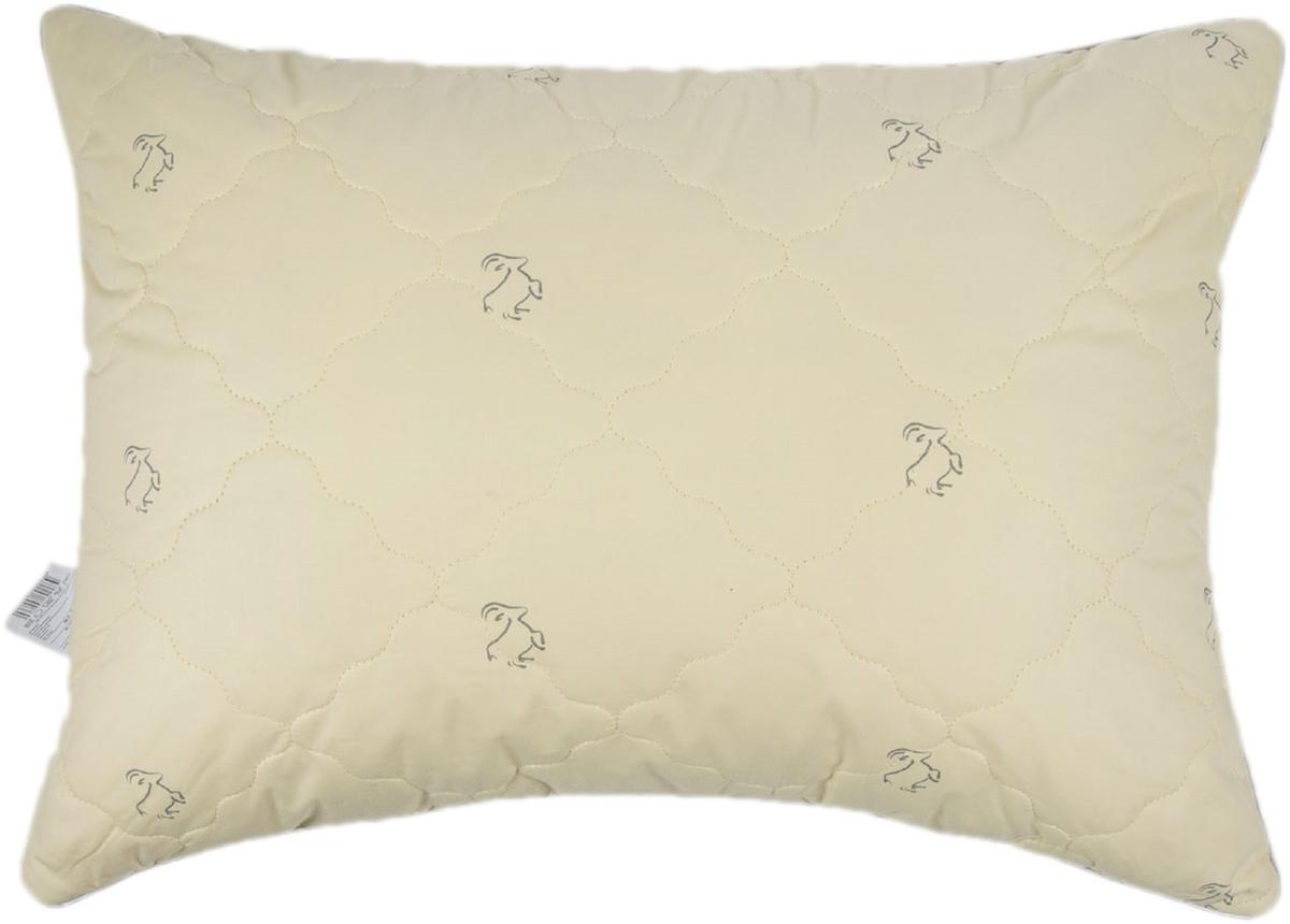 Подушка Sortex Natura, 50 x 70 см. 3к3-5223к3-522Мы уверены, что изделия Кашемир покорят сердца даже самых искушенных покупателей. Пух кашемирских коз очень тонкий и воздушный, что придает особую нежность и мягкость, воздух легко циркулирует сквозь тонкие волокна. Чехол одеял и подушек выполнен в ткани из элитного 100% хлопка с пуходержащим эффектом. Одеяла изготавливаются классическим способом- распределение наполнителя в ручную и индивидуальной стежкой, поэтому изделие получается максимально пышным и облегает Ваше тело как вторая кожа, создавая комфорт и уют во время сна. Внутренний блок подушек Кашемир обеспечивает идеально упругую поддержку мышц шеи, делая Ваш сон комфортным и беззаботным!