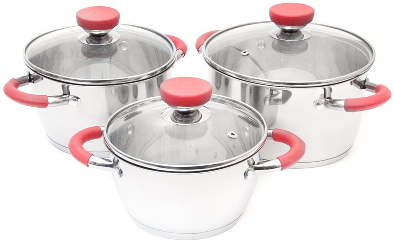 Набор посуды Ambition, 6 предметов. 68758