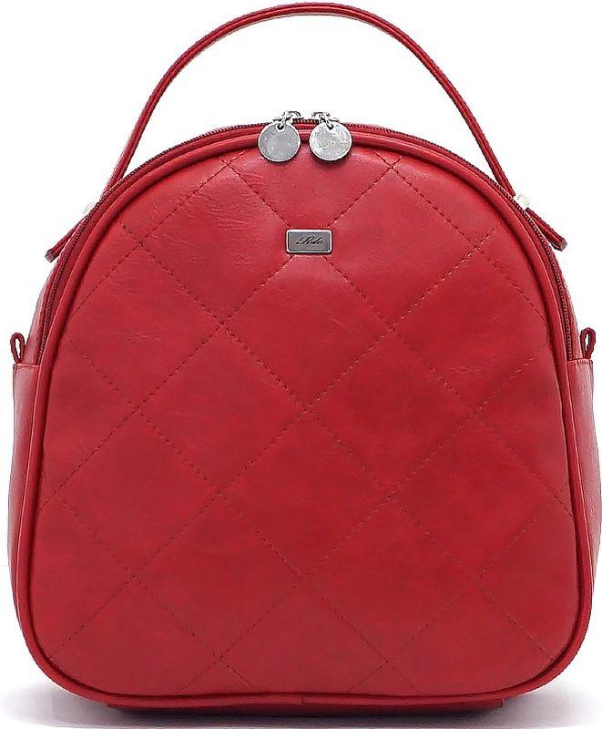Рюкзак женский Solo, цвет: красный. 771-337