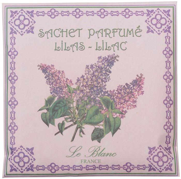 Саше ароматическое Le Blanc Сирень3760110100317Подарки от Le Blanc - это роскошь в мелочах, определяющих стиль. Эти изящные вещицы привносят в нашу жизнь тонкие, нежные ароматы, создают настроение легкости и воздушности. Саше относятся к разряду тех мелочей, благодаря которым создается настоящий уют в доме. Нежные и утончённые цветы сирени – это гимн самой весне и расцвету жизни. И аромат сирени проникнут терпкостью и свежестью весны, дурманящим запахом майских гроз. Пронизывающий и всепоглощающий запах переносит нас в сказочные видения, в удивительный сад, где кусты сирени поражают наше воображение своим многоцветьем и насыщенностью разнообразных расцветок.