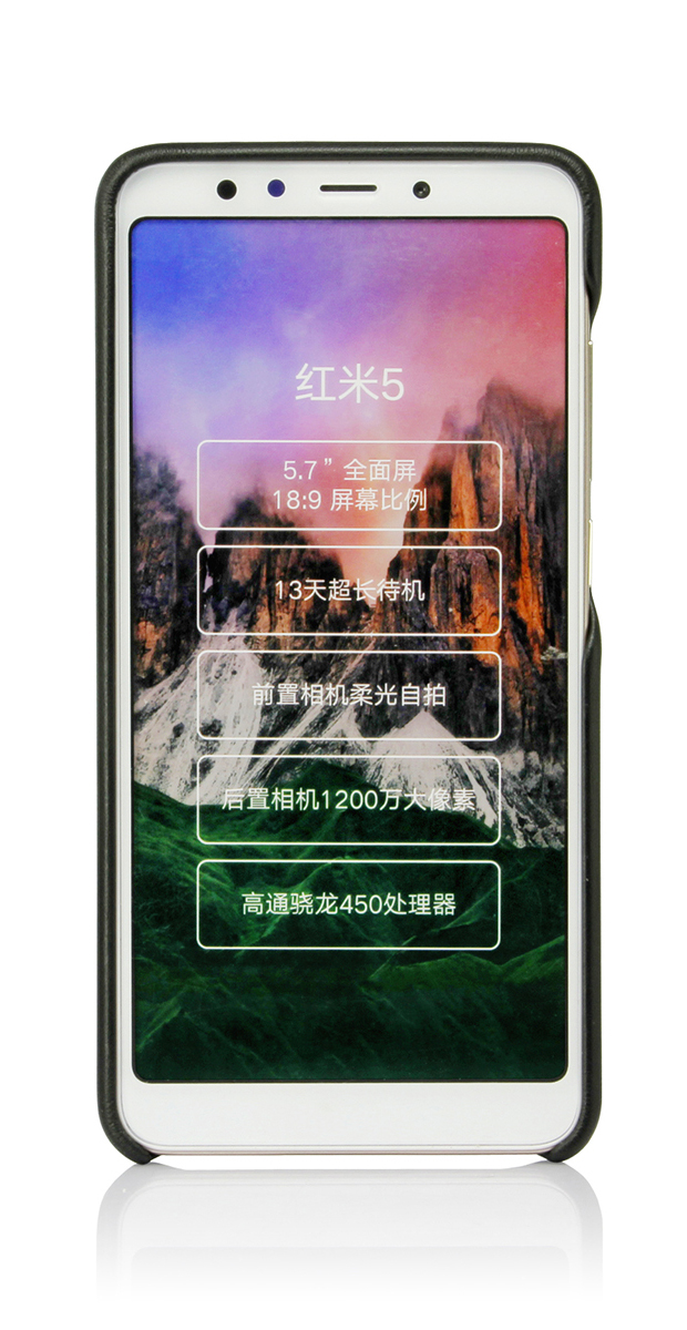 G-Case Slim Premium чехол для Xiaomi Redmi 5, Black футболка wearcraft premium slim fit printio шварц