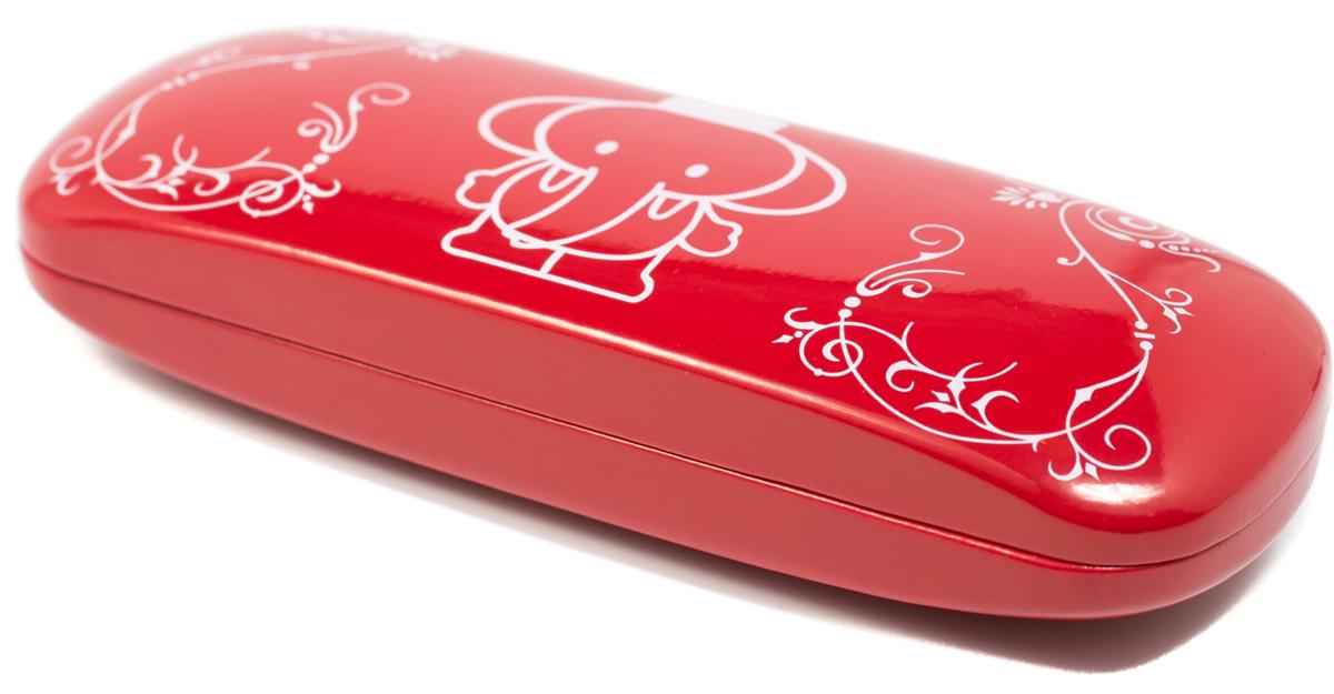 Футляр для очков для девочки Mitya Veselkov, цвет: красный. A-73.2c15 футляр для очков для мальчика mitya veselkov цвет зеленый a 243 2col 9
