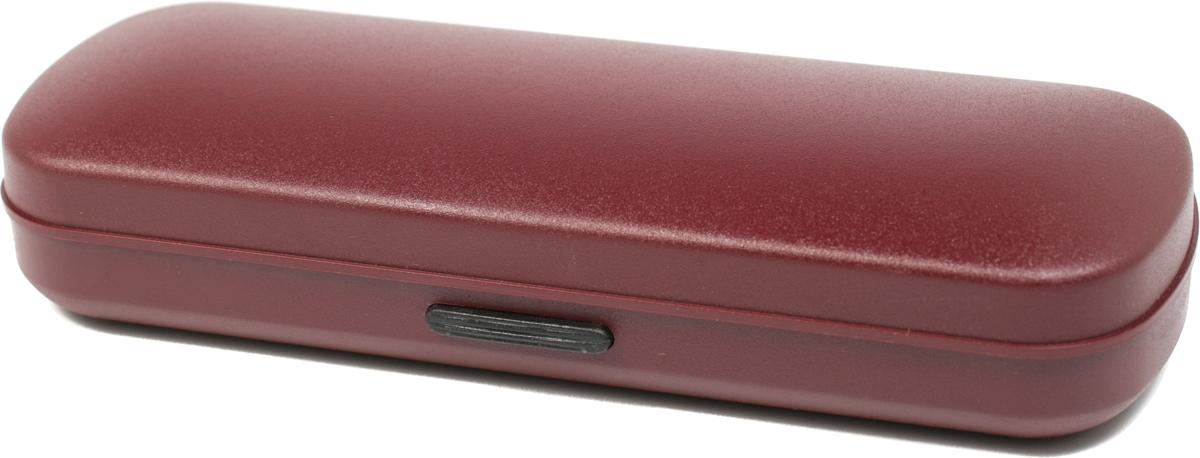 Футляр для очков женский Mitya Veselkov, цвет: бордовый. B14c6 футляр для ручки жен cheribags цвет бордовый 04к 1018 33