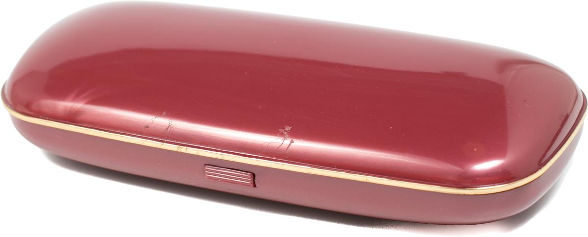 Футляр для очков женский Mitya Veselkov, цвет: бордовый. B229c6 футляр для ручки жен cheribags цвет бордовый 04к 1018 33