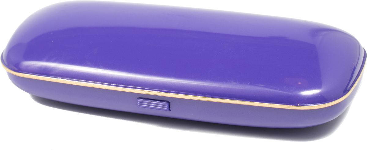 Футляр для очков женский Mitya Veselkov, цвет: фиолетовый. B229c8