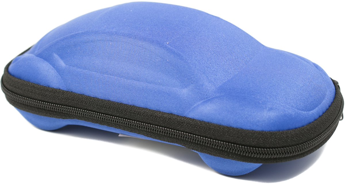 Футляр для очков женский Mitya Veselkov, цвет: синий. C-22c10 - Корригирующие очки