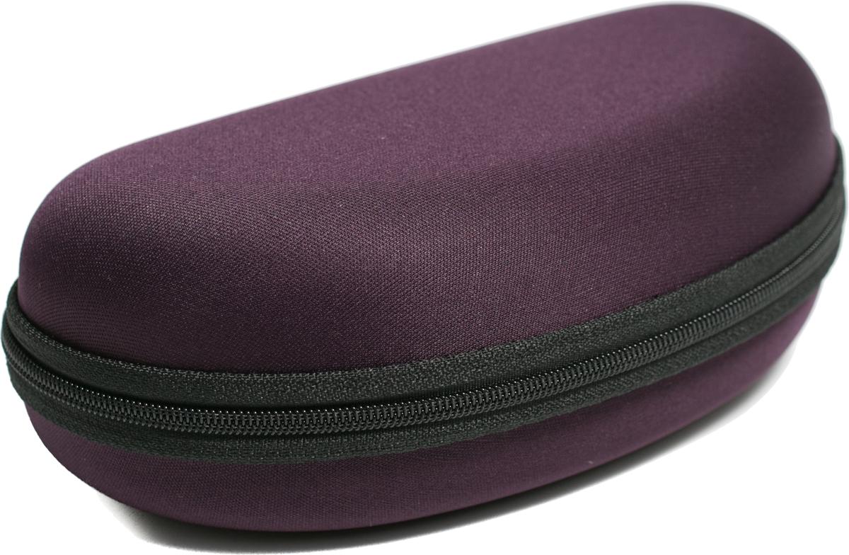 Футляр для очков женский Mitya Veselkov, цвет: фиолетовый. C-46c8