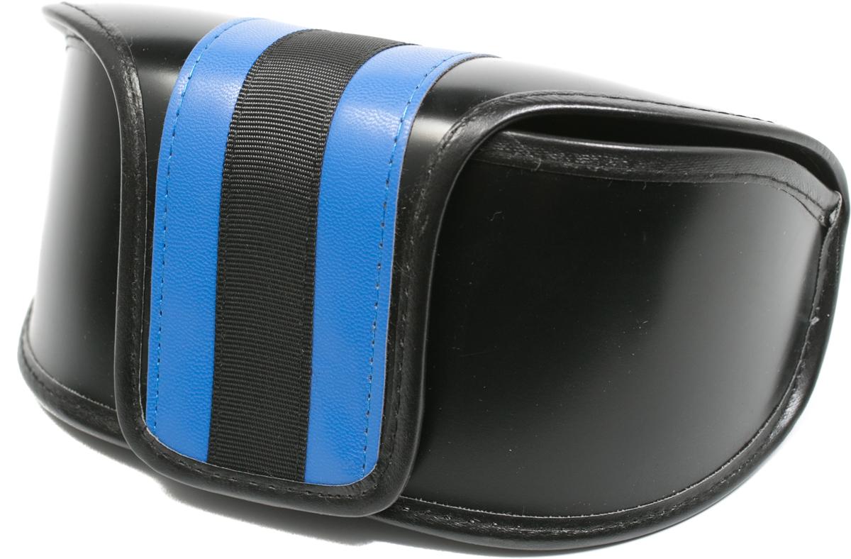 Футляр для очков женский Mitya Veselkov, цвет: черный, синий. C091c5.10 - Корригирующие очки