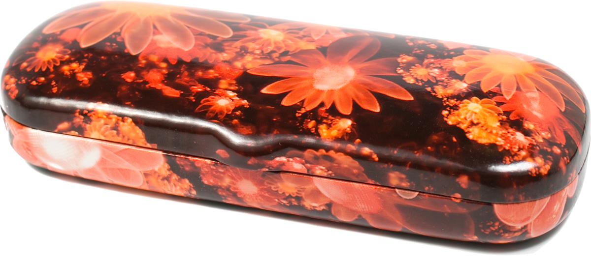 Футляр для очков женский Mitya Veselkov, цвет: черный, оранжевый. CW-83.1c12ПластикОригинальный и качественный футляр для очков Mitya Veselkov из пластика и искусственной кожи, отличное и красивое решение проблемы пыльных очков. Храните ваши очки дома в футляре, а помимо того футляр послужит незаменимым аксессуаром при поездках.