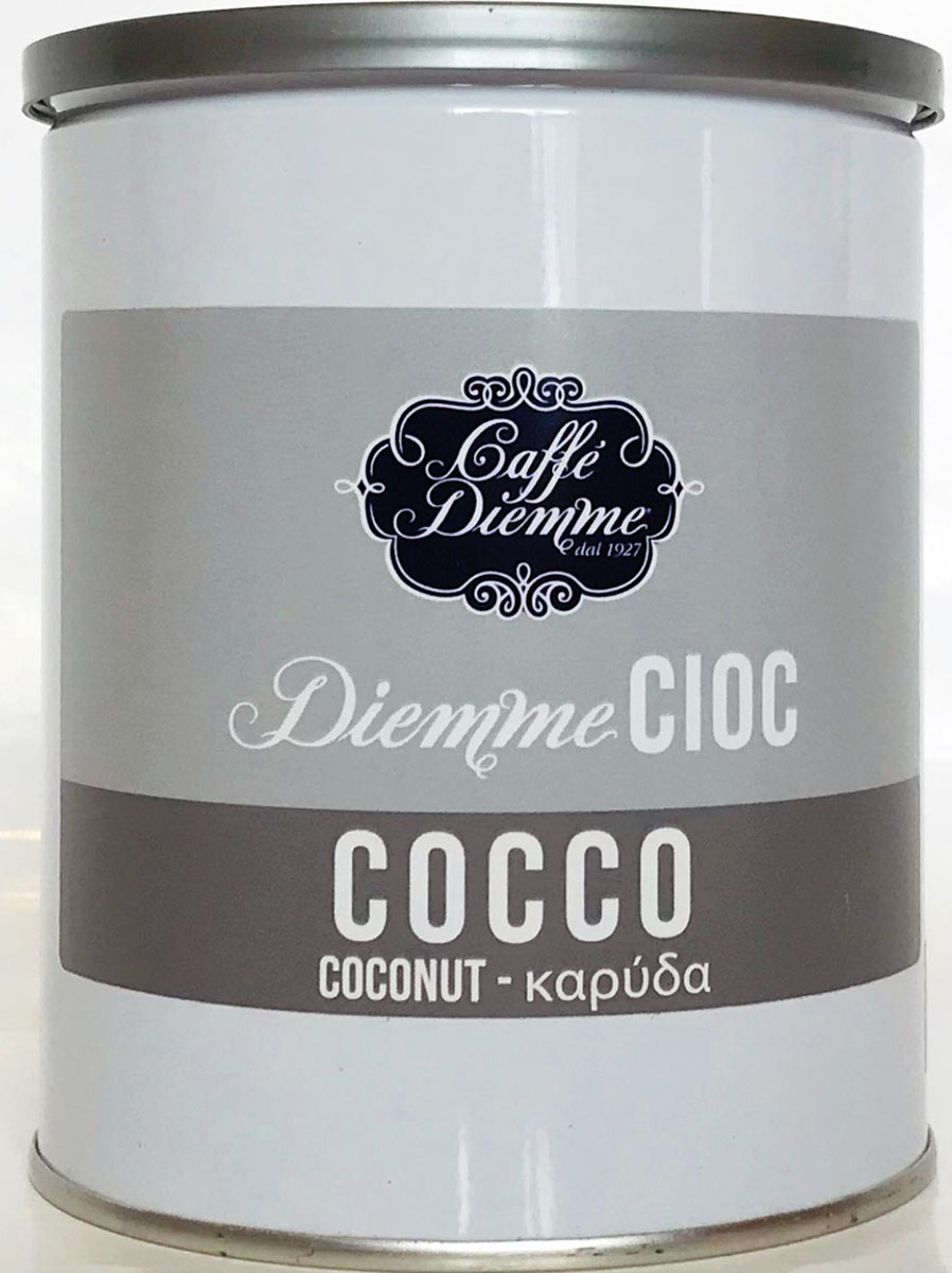 Diemme Caffe Coconut Chocolate горячий шоколад, 500 г