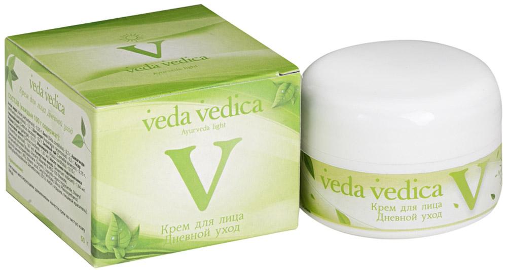 Veda Vedica Крем для лица Дневной уход, 50 г крем для ног разогревающий и расслабляющий veda vedica