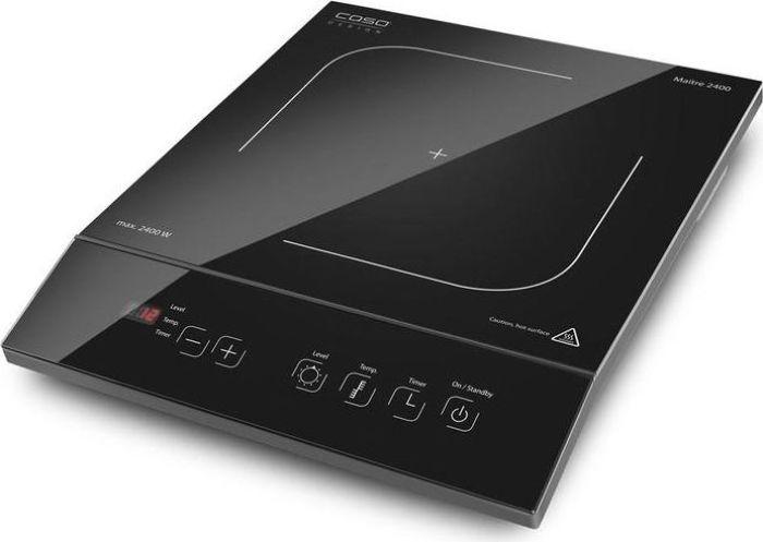 CASO Maitre 2400, Black настольная плита