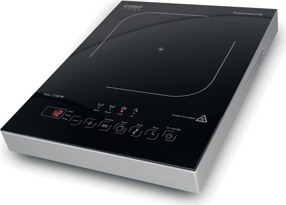 CASO Pro Gourmet 2100, Black настольная плита - Настольные плиты